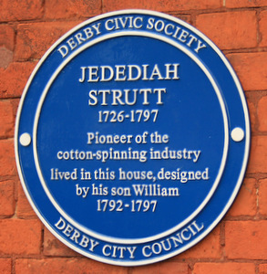 Father of the Strutt empire